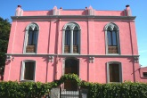 Pink Palace apartments